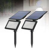 Lumière solaire de sécurité de mur de paysage imperméable de la puissance 5W 50W178120 5W pour la pelouse extérieure de jardin