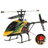 WLtoys v912 4ch brushless elicottero rc con giroscopio BNF
