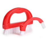 Original Cleaner Brush Tile Joint Cleaning Scrubber Brush with Nylon Bristles Set for Shower Floors Kitchen and Other Household