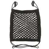 Car Back Rear Trunk Seat Elastic String Net Mesh Storage Bag Pocket Cage