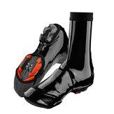 ROCKBROS Couvre-chaussures de vélo Imperméable Thermique VTT Vélo de Route Sport Protecteurs Pour Chaussures Galoshes