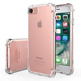 Coussin d'air Soft TPU Transparent Shockproof Case pour iPhone 7 et 8