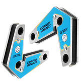 2pcs Magnetic Welding Holders Corner Magnet Holder Dual-Use 60/90 Degree Soldering Tools