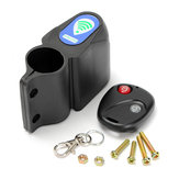 BIKIGHT Bike Alarm Anti Theft Lock with Wireless Remote Control Cycling Bicycle Bike Security