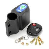 BIKIGHT Bike Alarm Anti Theft serratura con Wireless remoto Control Cycling Bicycle Bike Security