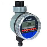 Aqualin Automatic Electronic Ball Valve Water Timer Home Garden Irrigation Controller LCD Display