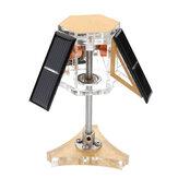 Moteur Stirling de vapeur de modèle de l'éducation de moteur de Mendocino de lévitation magnétique de STARK-6