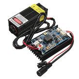 450nm 5W Module de Gravure Laser Pointeur Lumière Bleu Engravur avec Modulation TTL