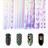 Nail Art Sticker Symphony Star Paper Set
