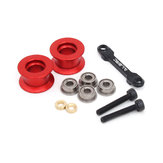 Original ALZRC Devil X360 Metal Tail Belt Idler Pulley RC Helicopter Parts Compatible GAUI X3