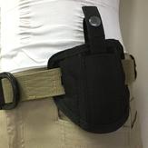 أخفى حمل مسدس الحافظة حامل للنساء الرجال الجري ركوب الدراجات الجبلية التكتيكية حقيبة للحزام حزام