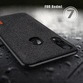 BakeeyLuxuryFabricSpliceSoftSilicona Edge Protector a prueba de golpes Caso Para Xiaomi Redmi 7/Redmi Y3