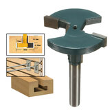 1/4 Inch Straight Shank T Slot Router Bit T-Track Woodworking Cutter