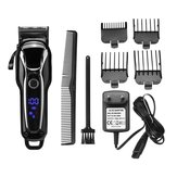 SURKER Cabello Clipper Men's Electric Cordless Cabello Trimmer kit