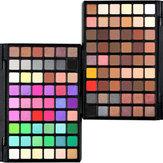 Popfeel 54 couleurs fard à paupières Palette yeux maquillage