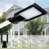 50W LED Solar Luz de calle 4000LUM Super brillante al aire libre Garden Path Road Lámpara