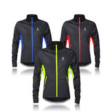 WOLFBIKE 3 Colors Riding Jersey Fleece Keep Warm Windproof Riding Clothes
