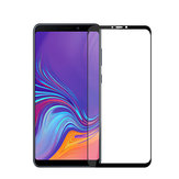 Mofi 2.5D Curved Edge AGC Tempered Glass Screen Protector For Samsung Galaxy A9 2018 Full Screen Film