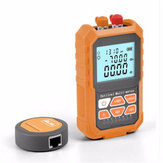 3in1 Optical Power Meter Network Cable Tester Optical Fiber Tester 1mw with 5km Visual Fault Locator