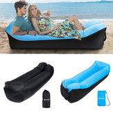 XmundXD-IF1210TSofáinflablecámping Travel Air Lazy Sofá Sleeping Sand Playa Lay Bolsa Sofá