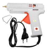 Nl-308 ajustable herramienta pistola de pegamento de reparación de adhesivo fundido en caliente 110-240 100w de alta temperatura del termostato del calentador