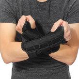 Attelles de poignet Fractures de orthèse de soutien du canal carpien Entorse de l'arthrite Bande