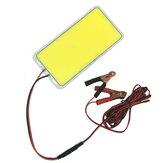 70W White/Warm White LED COB Chip Light with Clip 220*112mm for Camping Light Flood Light DC12-14V