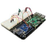 Experimental Platform For Raspberry Pi 2 Model B / B+ And Arduino UNO R3