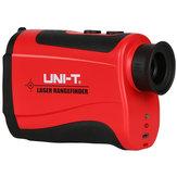 UNI-T LM1000 1000M Laser Rangefinder Distance Meter Monocular Telescope Angle Height Measured Huntin