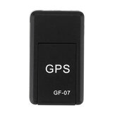 GF07 Mini Personal Pet GPS Tracker Recording Locator Long Standby
