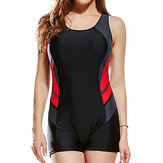 Seamless Padded Sports  Slim One Piece  Swimsuit