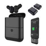 [Truly Wireless] X2-TWS IPX5 Waterproof Bluetooth Earphone With 1600mAh Charger Box Power Bank