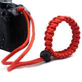 IPRee® Outdoor EDC Survival Bracelet Camera Pendant Rope Hanging Srap Emergency Paracord Lanyard