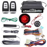 Código de Saltos del Sistema de Alarma del Coche PKE W Inicio Remoto de Entrada Sin Llave Botón de Inicio