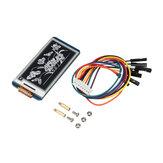 Original Waveshare® 2.13 Inch Pantalla de tinta electrónica Pantalla Interfaz SPI del módulo de papel electrónico Actualización parcial para Arduino