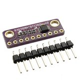 10Pcs I2C ADS1115 16 Bit ADC 4 Channel Module With Programmable Gain Amplifier For Arduino RPi
