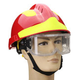 NUEVO Safurance Rescue Helmet Fire Fighter Protective Gafas Safety Protector Workplace Safety Safety Fire Protection 53CM-63CM