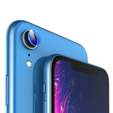 Original 2 Packs Rock Scratch Resistant Tempered Glass Rear Camera Lens Protector Film For iPhone XR