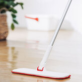 XIAOMI YIJIE YC Non-woven Disposable Mop Wet Dry Double Use Ring Hook Design Silm Flat Mop Aluminum Floor Mop