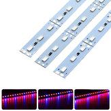 10PCS 50CM SMD5630 Red:Blue 3:1 /4:1 /5:1 LED Grow Rigid Bar Strip for Hydroponics Greenhouse DC12V