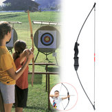 15lb Archery Bow Double Arrow Bench Child Shooting Hunting Game Outdoor Sports Toys