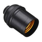 AC250V E27 4A Light Bulb Adapter Lampholder Pendant Edison Screw Cap Socket