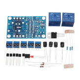 3pcs Audio Speaker Protection Board Amplifier Components DC Protect Kit DIY