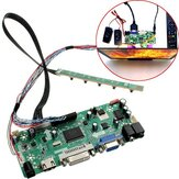 LCD Controller Board 40P 8-bit HDMI DVI VGA Audio PC Module Kit Voor B156XW02 15,6 inch Display