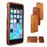 Bamboo Wood Hard Case For Apple iPhone 6 Plus & 6s Plus