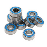 10pcs MR115 2RS 5x11x4mm kogellagers voor Traxxas Slash Rustler Stampede Wheel