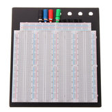 3200 Hole Solderless Test Breadboard With PCB Prototype Board For Arduino