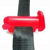 Car Seat Belt-strap Adjuster Clip Shoulder Neck Comfort Adjustment