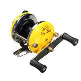 Drum-type No Bearing Fishing Reel Spinning Reel Ice Fishing Reels