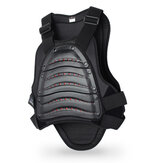 Security Protective Armor Protective Shell Gear For CS Tactical Military Skiing Cycling Black Universal